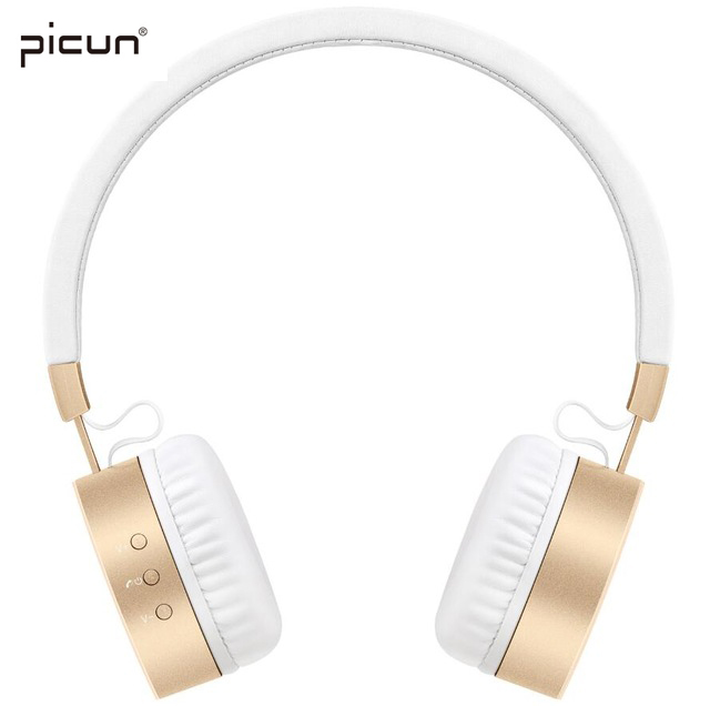Picun P10 Wireless Bluetooth Headphone Sport HIFI Stereo Bass Headsets Earphones For iPhone Samsung Xiaomi Huawei For MP3 iPod picun p3 hifi headphones bluetooth v4 1 wireless sports earphones stereo with mic for apple ipod asus ipads nano airpods itouch4