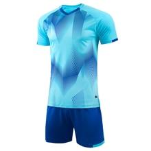Survete, мужские футболки для футбола, Детские мужские футболки для футбола, набор, пустые футбольные тренировочные костюмы, Дышащие футбольные майки, форма с принтом