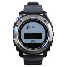 S928 SmartBand Smart Watch Водонепроницаемый Спорта GPS Смарт-Группы Сердечного ритма Высота Скорость Гонки Открытый GPS траектории Фитнес-Трекер