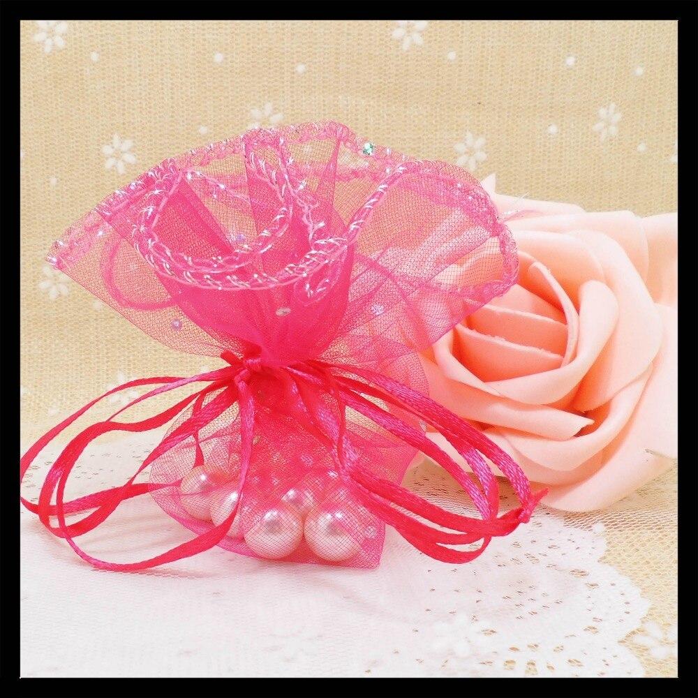Aliexpress.com : Buy 50PC Wedding Favors Candy Box Sweet Bag Gift ...