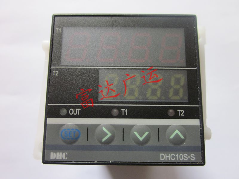 DHC Wenzhou Dahua time relay DHC10S-S dual time cycle delay relay infinite loop wenzhou dahua time relay dhc6a a3 power failure to maintain the call to continue with lcd backlight with backlight