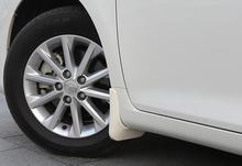 Plastic Spatlappen Splash Guards Spatbord Toyota Camry 2012 2014 V50 4 stks/partij YT 71016