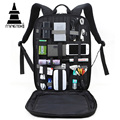 Unisex Laptop Backpack 14 15.6 inch Business Travel Multifunction Notebook Backpacks Waterproof Nylon School Bags For Teenagers