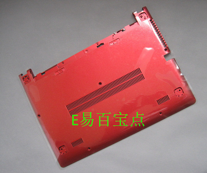 New Original Lenovo S400 S405 seires base bottom cover case red  Laptop Replace Cover new original lenovo thinkpad edge e320 e325 base bottom case cover laptop replace cover
