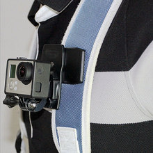For GoPro Action Camera Accessories Satchel Belt Clip Stable 360 Degree Rotation Clip for Hero 5
