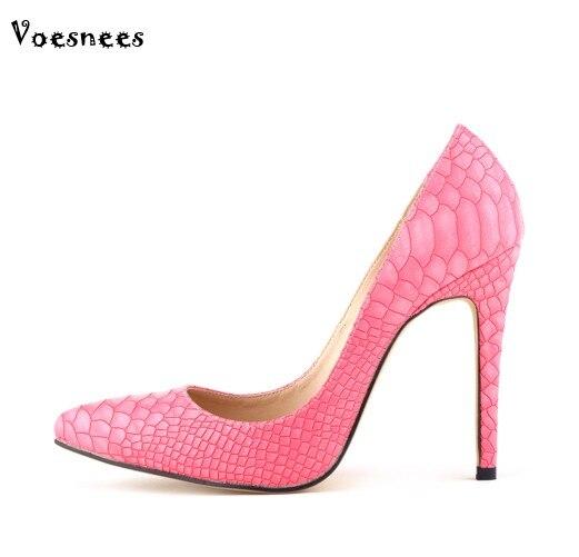 Women Pumps Shoes Fashion Gradient High