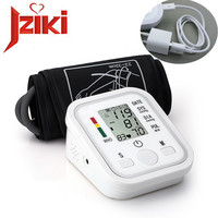 1PCS Digital LCD Wrist Arm Blood Pressure Monitor Heart Beat Meter Machine For Your Health YKS
