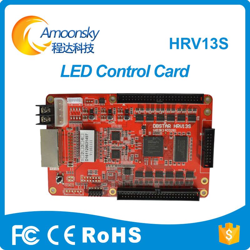 DBS-HRV13S Full Color Led Receiving Card Receiver Hrv13s For Led Rental Fixed Led Display