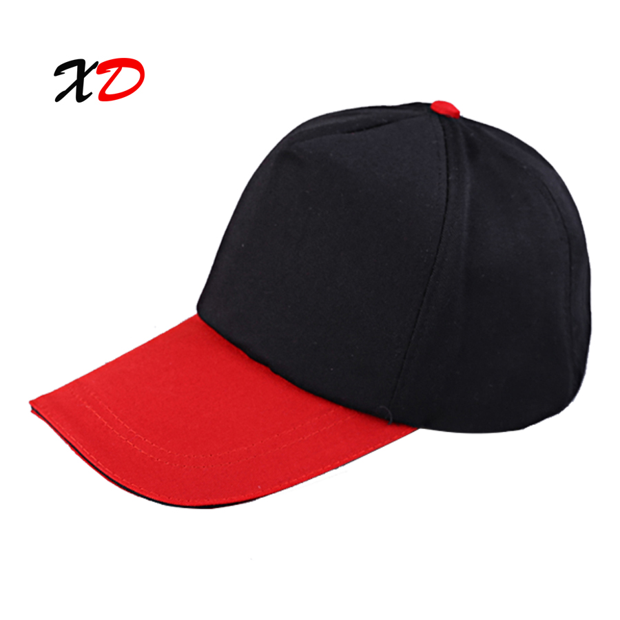 XinDuo Store Mixed colour hat snapback baseball cap Simple Classic Caps for male Snapback Dad Hats For menwomen Hip Hop hats Bone Casquette