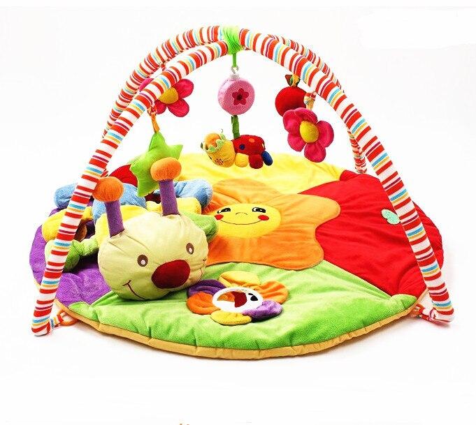 Baby Toy Gym font b Mat b font font b Play b font Rug Musical Carpet