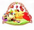 Brinquedo do bebê Ginásio Esteira do Jogo Tapete Tapete Musical Crianças Lagarta