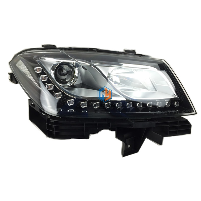 headlight assembly front combination lamp lights with LED lamp for Great Wall hover H2