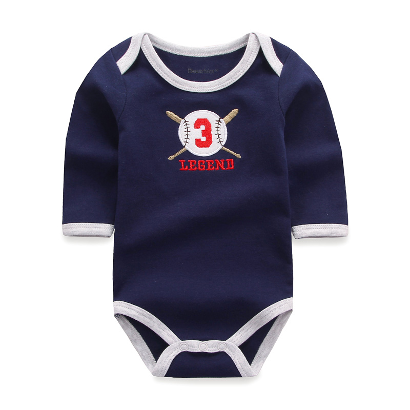 Baby Clothes Newborn Boys and Girls Jumpsuits Long Sleeve 100%Cotton Solid Turn-down Baby Rompers Infant Baby Clothing Product baby clothes newborn boys and girls jumpsuits long sleeve 100%cotton solid turn down baby rompers infant baby clothing product