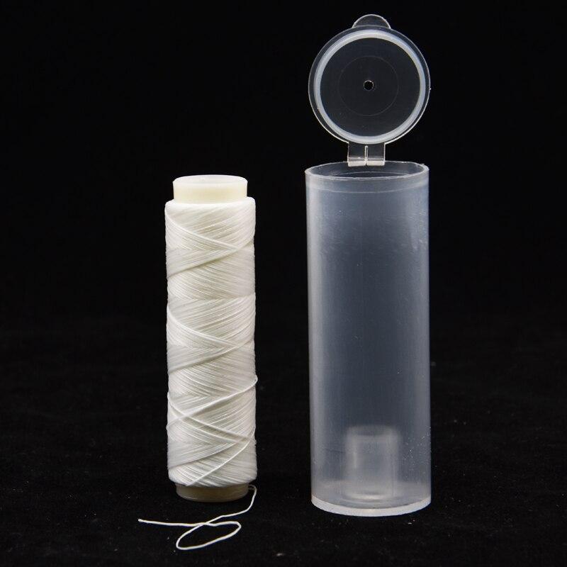 JYJ 1pc PJ1/2/3/4/5 High Tensile Polyester Elastic Thread Spool Sea Fishing