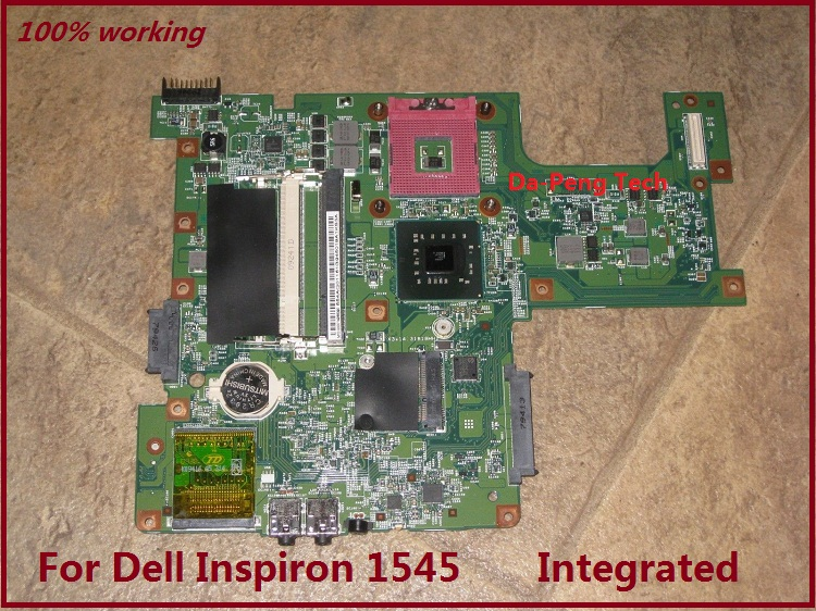 G849F 0G849F CN 0G849F For Dell Inspiron 1545 Motherboard For intel cpu with Integrated graphics card