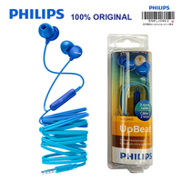 Philips SHE2405 In Ear Earphone Wired 3.5mm With microphone Super Bass for MP3 Player Xiaomi Huawei Official Certification