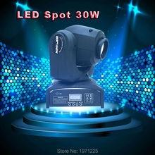 Быстрая поставка новых светодиодных место перемещение головного света LED DJ Пятно Света