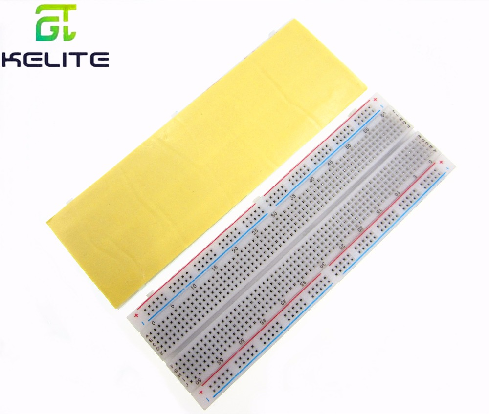 Breadboard 830 Point Solderless PCB Bread Board MB-102 MB102 Test Develop DIY New Originali