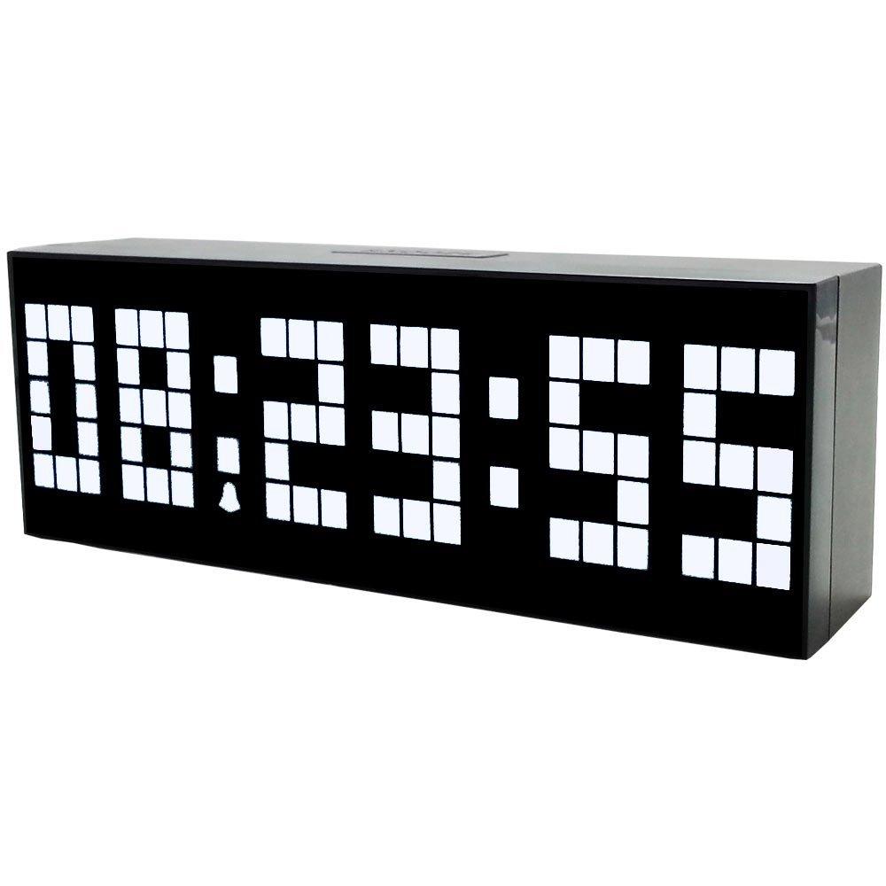 Jumbo LED Զարթուցիչ Countdown ժմչփ Պատի - Տնային դեկոր - Լուսանկար 2