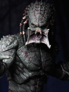 Image 5 - חדש NECA המקורי הטורף משוריין Assassin PVC פעולה איור 23cm סרט את טורף איור אסיפה דגם צעצוע