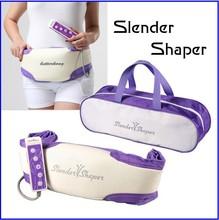 Slimming Lose Weight Fat Burner Slim Massager Belt Slender Shaper Fat Burning Oscillating Slim Belt free shipping