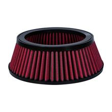 Motorcycle Filter Element For High Flow Round Tapered Tall Reusable/Washable Air Cleaner