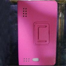 Funda de piel Para Prestigio MultiPad Wize 3137 3G 8 GB 7 Pulgadas Tablet