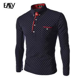 2016 new spring men dot polo shirt british style slim fit long sleeve casual polo shirt.jpg 250x250