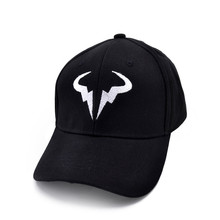 Rafael Nadal Baseball Caps For Women Men Adjustable sports Hat Outdoors Casual hats