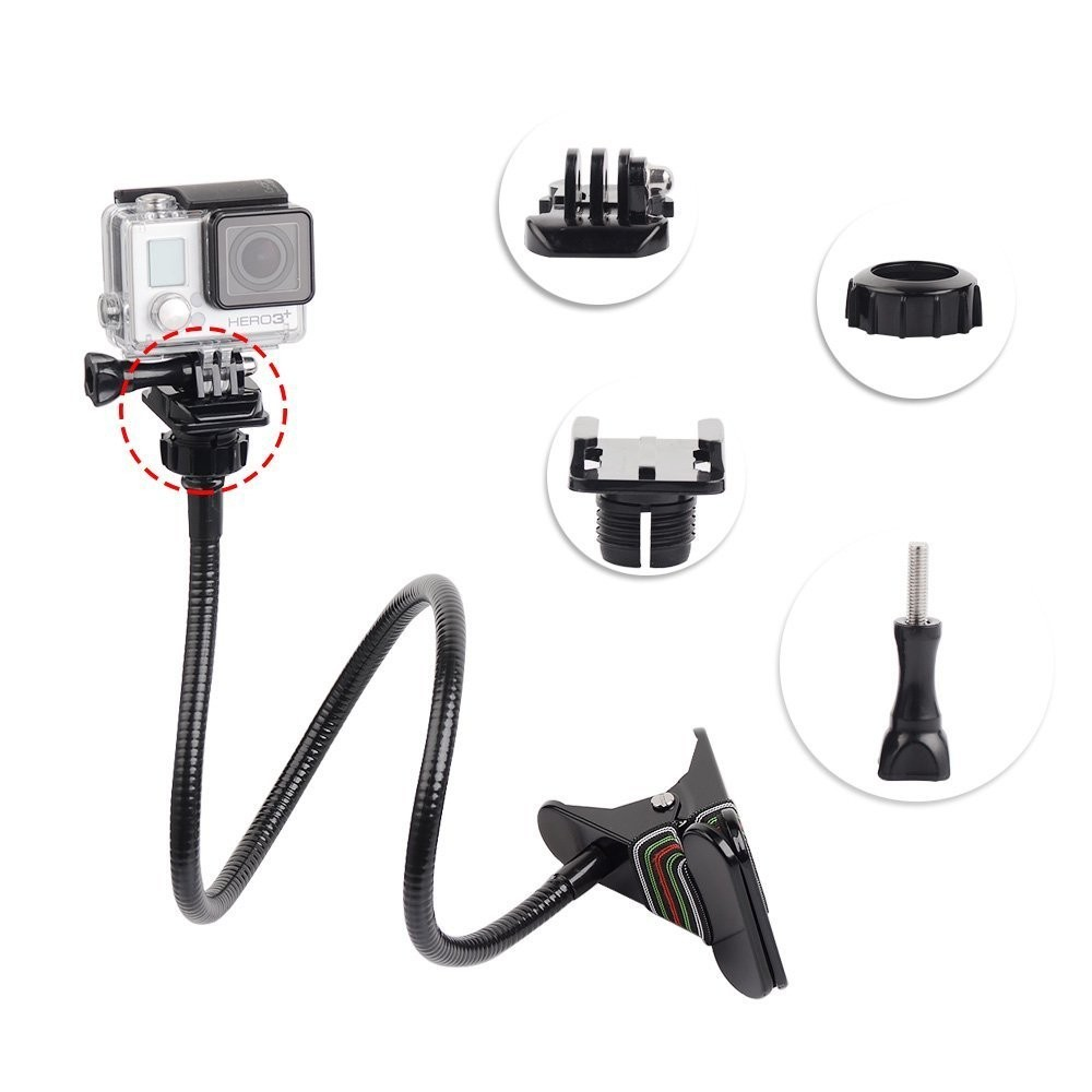 Gopro extension tube clip mount (2)