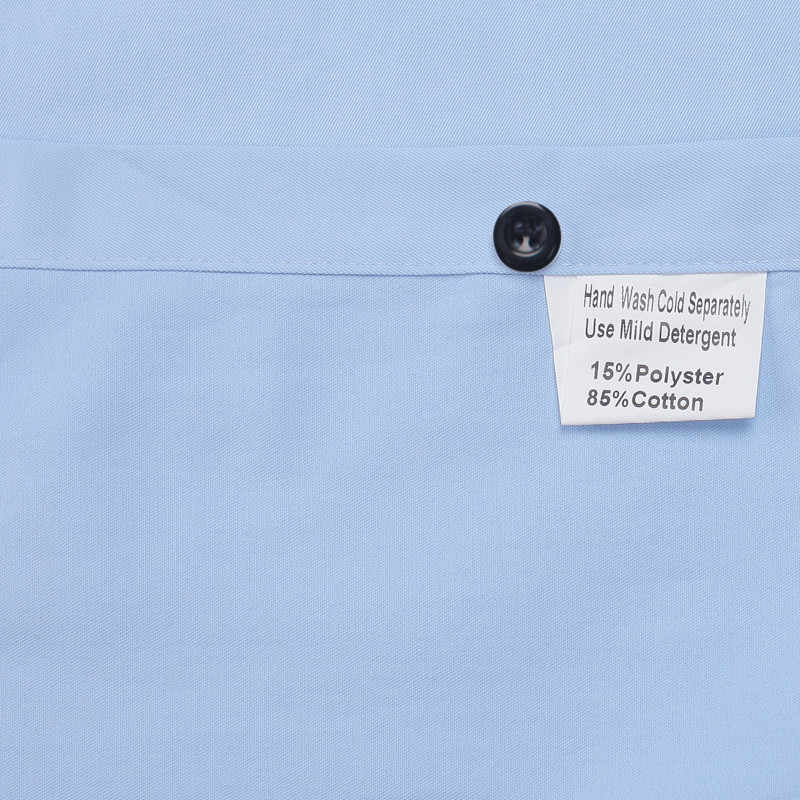 VISADA JAUNA ヨーロッパサイズ 2017 春のメンズシャツ長袖ビジネスカジュアルステッチ固体到着ドレス高品質 n917