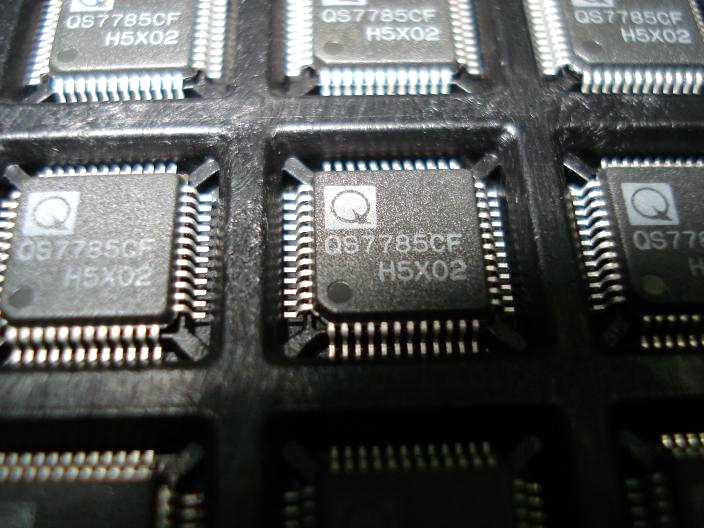 Free Shipping QS7785CF QS7785 3D 2/4-Channel Stereo Surround Synthesizer QFP-48 усилитель kicx qs 2 160