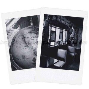 Image 2 - Fujifilm Fuji Instax Mini 9 Film tek renkli Mini 8 9 7s 7c 70 90 25 Polaroid 300 payi SP 1 2 Liplay Polaroid anlık kamera