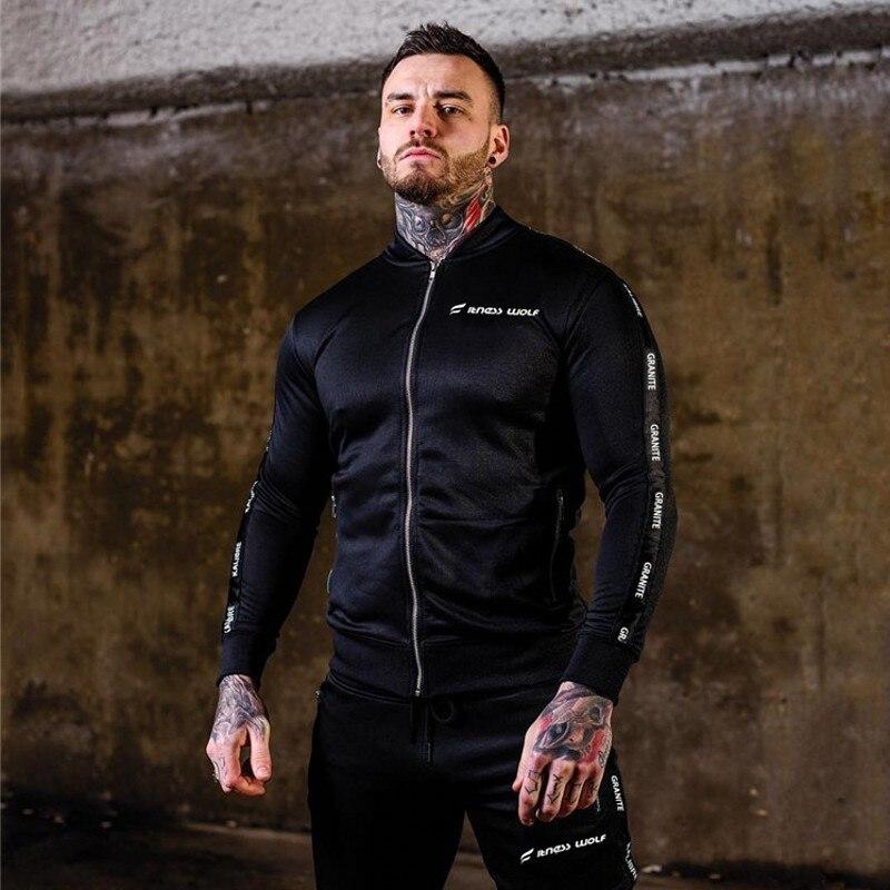 Spring New Men's Bomber Zipper Jacket Male Casual Streetwear Hip Hop Slim Fit Pilot Coat Men Clothing Plus Size