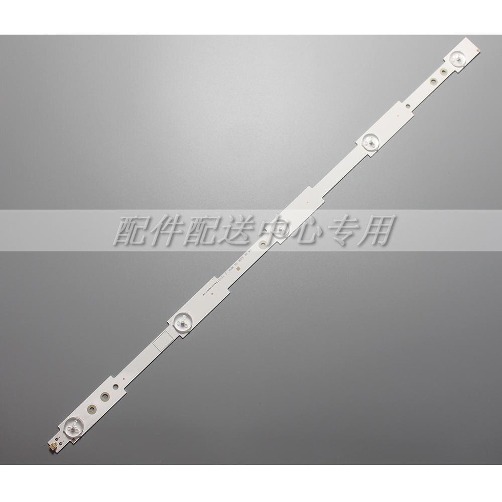 "60 Pieces New 39/"" LED strip SW 39 3228 05 REV1.1 120814 5 LEDS 420mm 1 LED 3V"