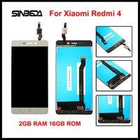 Sinbeda 100 Brand New 5 0 LCD Screen Standard Edition 2GB RAM For Xiaomi Redmi 4