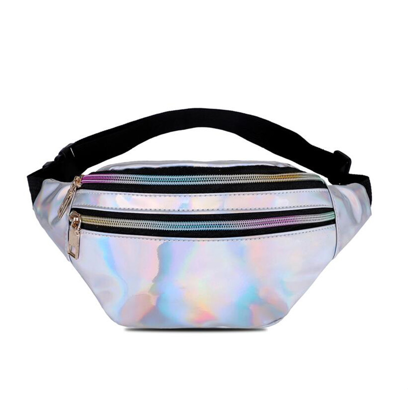 Fanny Pack For Women Belt Bag 2019 NEW Leg Bag Waist Pack Bolsas Feminina Waist Bag Women Hip Bag Reflective laser Shoulder baFanny Pack For Women Belt Bag 2019 NEW Leg Bag Waist Pack Bolsas Feminina Waist Bag Women Hip Bag Reflective laser Shoulder ba