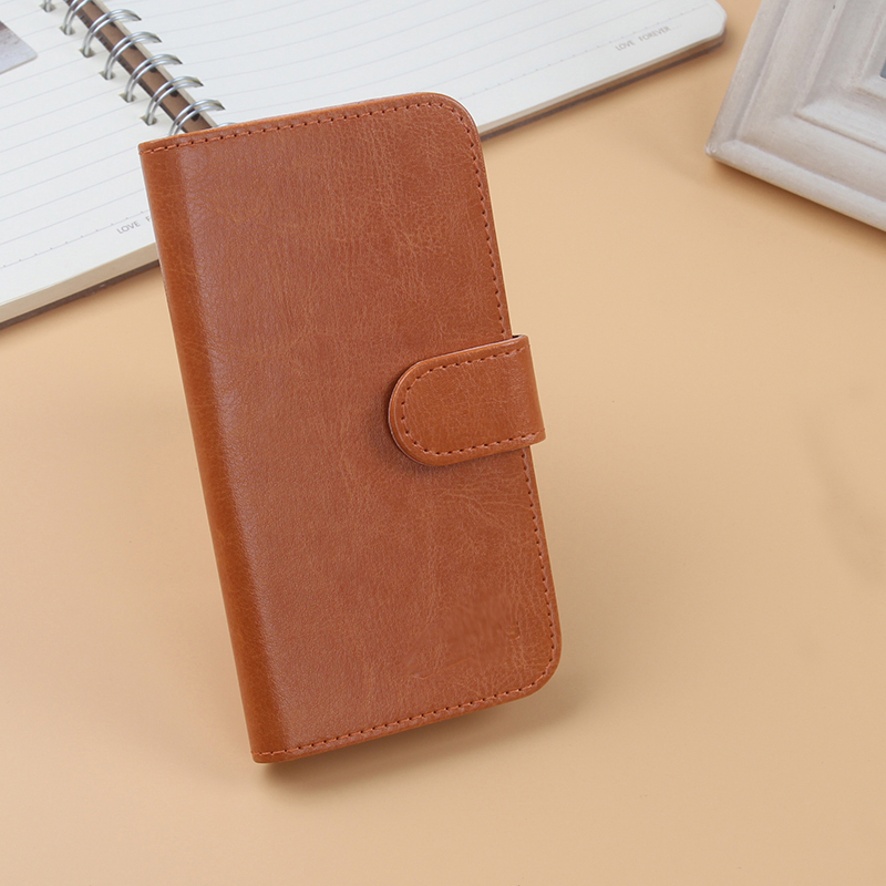 AiLiShi Fashion PU Leather Case Book Flip For Ulefone Power Wooden 5.5 Case Hot 8-Colors Wallet Protective Cover Skin In Stock