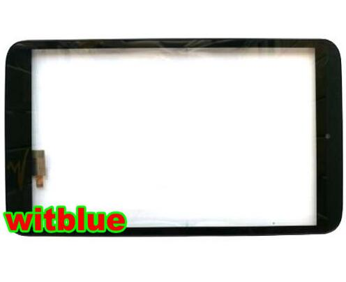 Witblue New For 8 Vodafone Smart Tab 4G Tablet touch screen panel Digitizer Glass Sensor replacement Free Shipping witblue new touch screen for 10 1 wexler tab i10 tablet touch panel digitizer glass sensor replacement free shipping