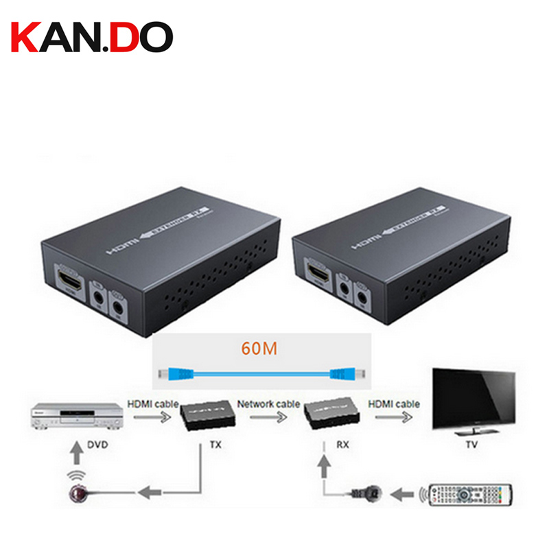 375n HDMI over HDBaset extender up to 70M,HDBaset HDMI Extender w/ IR over single UTP cable, Support 3D 4k*2k full 3D adapter ir infra red extender emitter over hdmi adapter injector extender emitter sac blaster magic eye