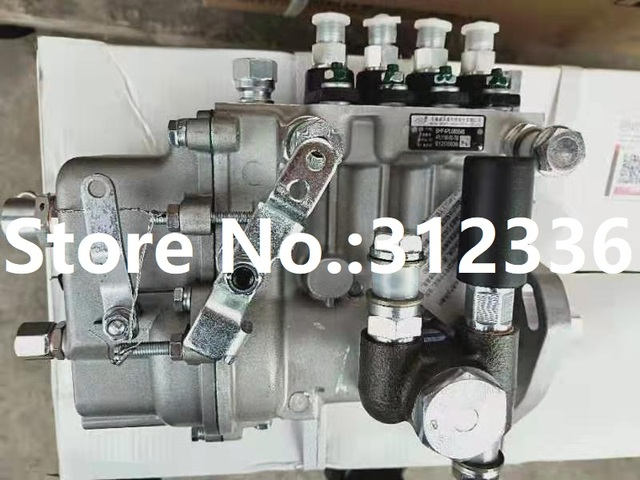 Fast shipping BHF4PL080040 4PL1169 80 750 4PL1231 4PL1266 injection Pump diesel engine Kipor KD488 injector Pump