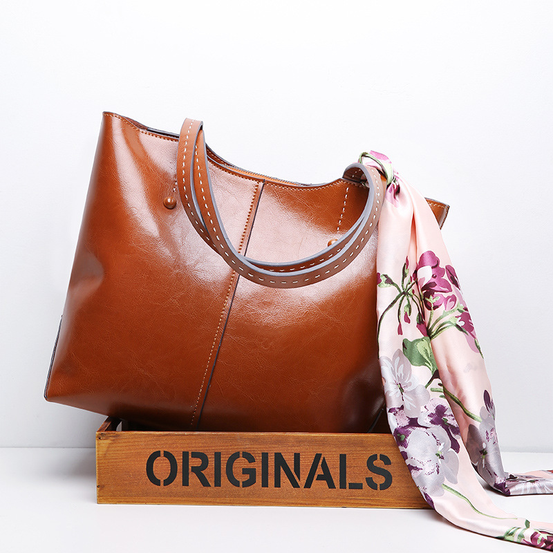 Tasche Weibliche 2019 Neue Mode Trend Handtasche Leder Handtasche Trend Damen Tasche Umhängetasche Tasche