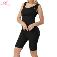 Lover Beauty HOT Shapers Sauna Sweat Corsets Women Neoprene Slimming Waist Body Shaper Fat Burn Bodysuits