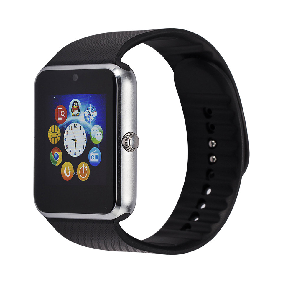 Smart Watch GT08 Android Fitness Waterproof Montre Connecter SIM Card Cellulare Reloj Orologio Bluetooth font b