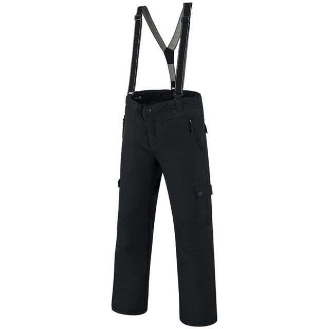 SAENSHING горнолыжные брюки мужские и женское утепленное плотное сноуборд брюки зимние брюки теплые водонепроницаемые горные лыжи 0,9 кг