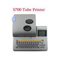 Для кабельного принтера может соединение с ПК электронная наборная машина ПВХ трубки, принтер провода Mark машина линия mark принтер DC12V 1 шт