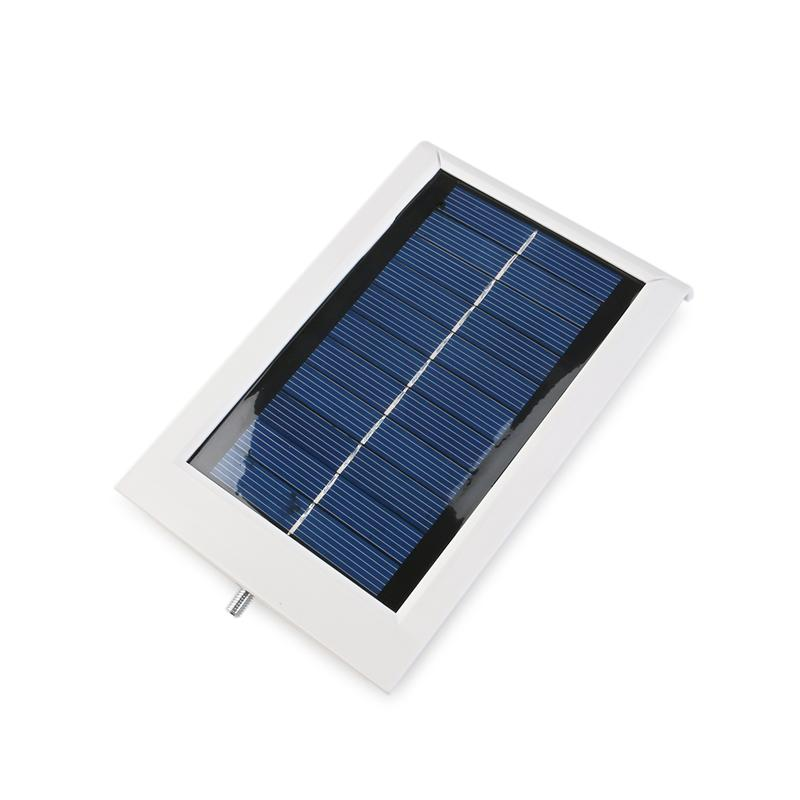 Solar Powered 15 LED Street Light Solar Motion Sensor Lighting Outdoor Path Wall Garden Lamp Security Spot Light
