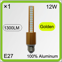 Manufacturer Top Quality 120V 220V 230V 240V 3 Year Warranty Aluminum 12W Vintage Led Corn Lamps