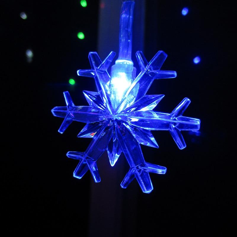 40LED 5M Batareya LED String Qartopu Pompon Aşiq Günü İşıq Toyu - Şənlik aksesuarları - Fotoqrafiya 6