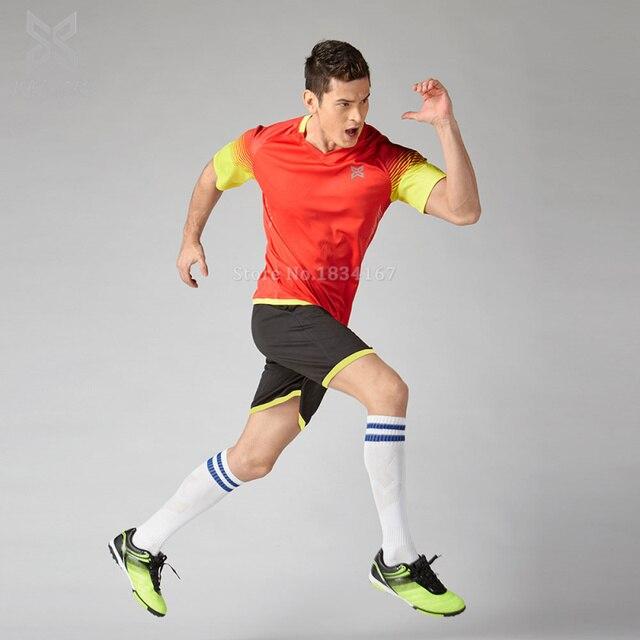 Men Football Uniforms Kits for Adult